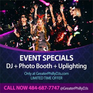 DJs in philadelphia, Affordable DJs, Wedding DJs in Philadelphia, Photo Booth, Uplighting Philadelphia, Greater Philly DJs, DJ Service Philadelphia